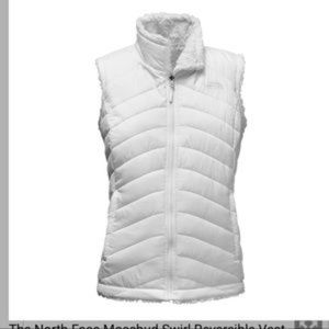 The North Face Mossbed Reversible Vest Medium